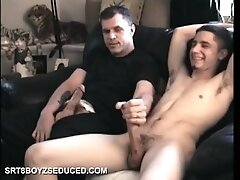 'Cory Masturbating Vinnie'