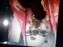Newly  married bhabhi tributed