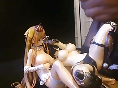 Figure Bukkake - Princess Milk and Ruby 4