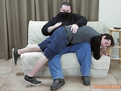 Paul's First Spanking