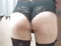 Arab gay banouti salib sexy travesti show ass crossdresser