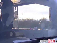 Young Euro gays love blowjobs and anal ramming in traffic|38::HD,63::Gay,1911::Blowjob,2141::Twink