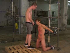 Young tattooed homo tied up for BDSM torture by master|38::HD,63::Gay,1921::Bondage,2001::Fetish,2111::Rough Sex,2141::Twink