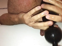 xTreme Deep Anal Play with Balls