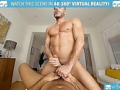 'VRB GAY Deep muscle massage'