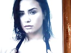 My Ebony Desiring Facial for Demi Lovato