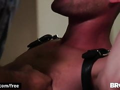 BROMO - Raw Bonding Scene 1 featuring Hunter Williams and Te