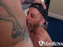 ManRoyale Video game addicts take a break to fuck|38::HD,63::Gay,1911::Blowjob,1961::Cum Shot,2041::Hunks,2061::Latino