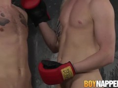 Koby Lewis lusts for Tyler Underwoods fat juicy rod|38::HD,63::Gay,1911::Blowjob,1921::Bondage