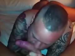 Me sucking long Dutch cock in Amsterdam