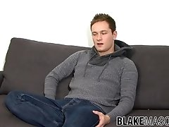 British bloke Nathan Brookes wanking solo after interview|38::HD,63::Gay,1841::Amateur,1891::Big Cock,2121::Solo Male,2141::Twink