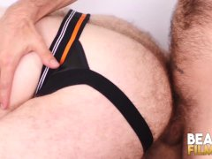 'BEARFILMS Harper Davis Fed Cock and Fucked by Young Cub'