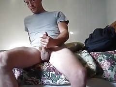 Spurting Cum