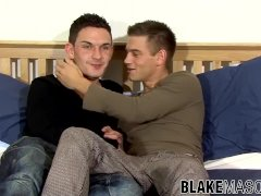 'Amateur guys from the UK Adam Jamieson and Kyle C have anal'