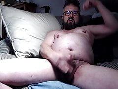 My Horny Dancing Cock, Watch me jerk and Shoot my Sperm Load