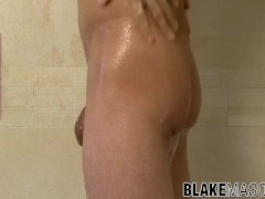 Athletic amateur Lucas Davidson strokes cock while showering|38::HD,63::Gay,1841::Amateur,1891::Big Cock,2121::Solo Male,2141::Twink